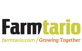 Farmtario - Growing Together logo