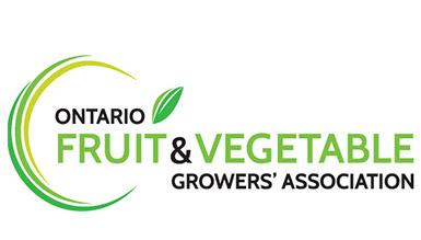 Ontario Fruit & Vegetable Growers' Association logo