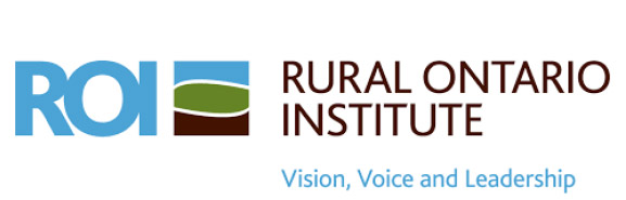 Rural Ontario Institute - Vision, Voice and Leadership logo