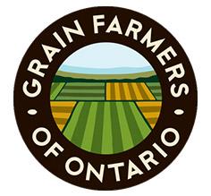 Grain Farmers of Ontario logo