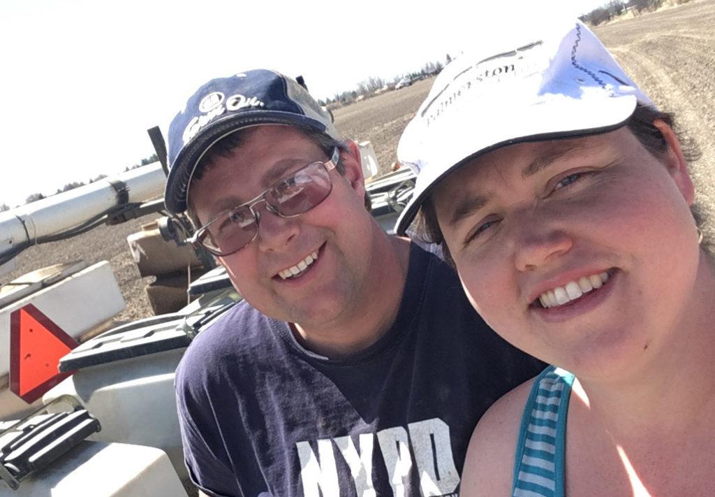 Mike & Jenn Doelman from Bonnechere Haven Farms